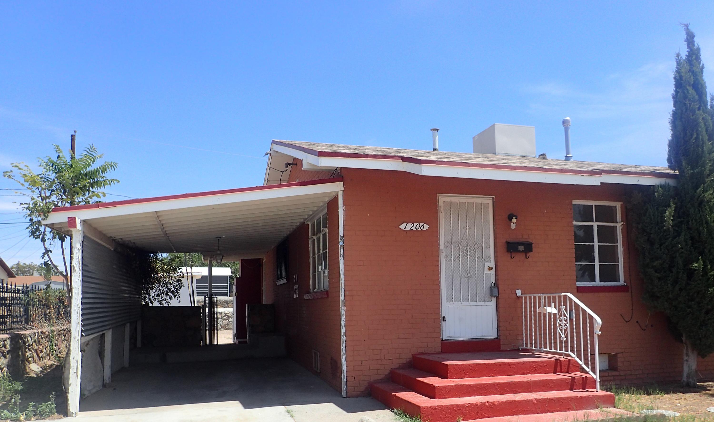 1206 SELDEN, El Paso, Texas 79903, 2 Bedrooms Bedrooms, ,1 BathroomBathrooms,Residential Rental,For Rent,SELDEN,843948