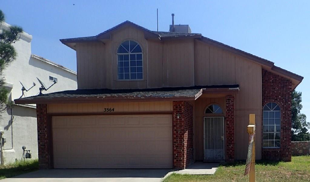 3564 CACHET, El Paso, Texas 79936, 3 Bedrooms Bedrooms, ,2 BathroomsBathrooms,Residential Rental,For Rent,CACHET,843957