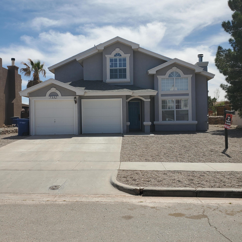 7332 DESIERTO AZUL, El Paso, Texas 79912, 3 Bedrooms Bedrooms, ,2 BathroomsBathrooms,Residential,For sale,DESIERTO AZUL,844009