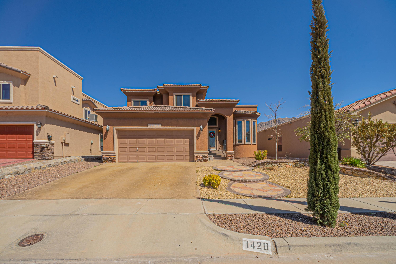 1420 FRANKLIN DELL, El Paso, Texas 79912, 4 Bedrooms Bedrooms, ,3 BathroomsBathrooms,Residential,For sale,FRANKLIN DELL,844276