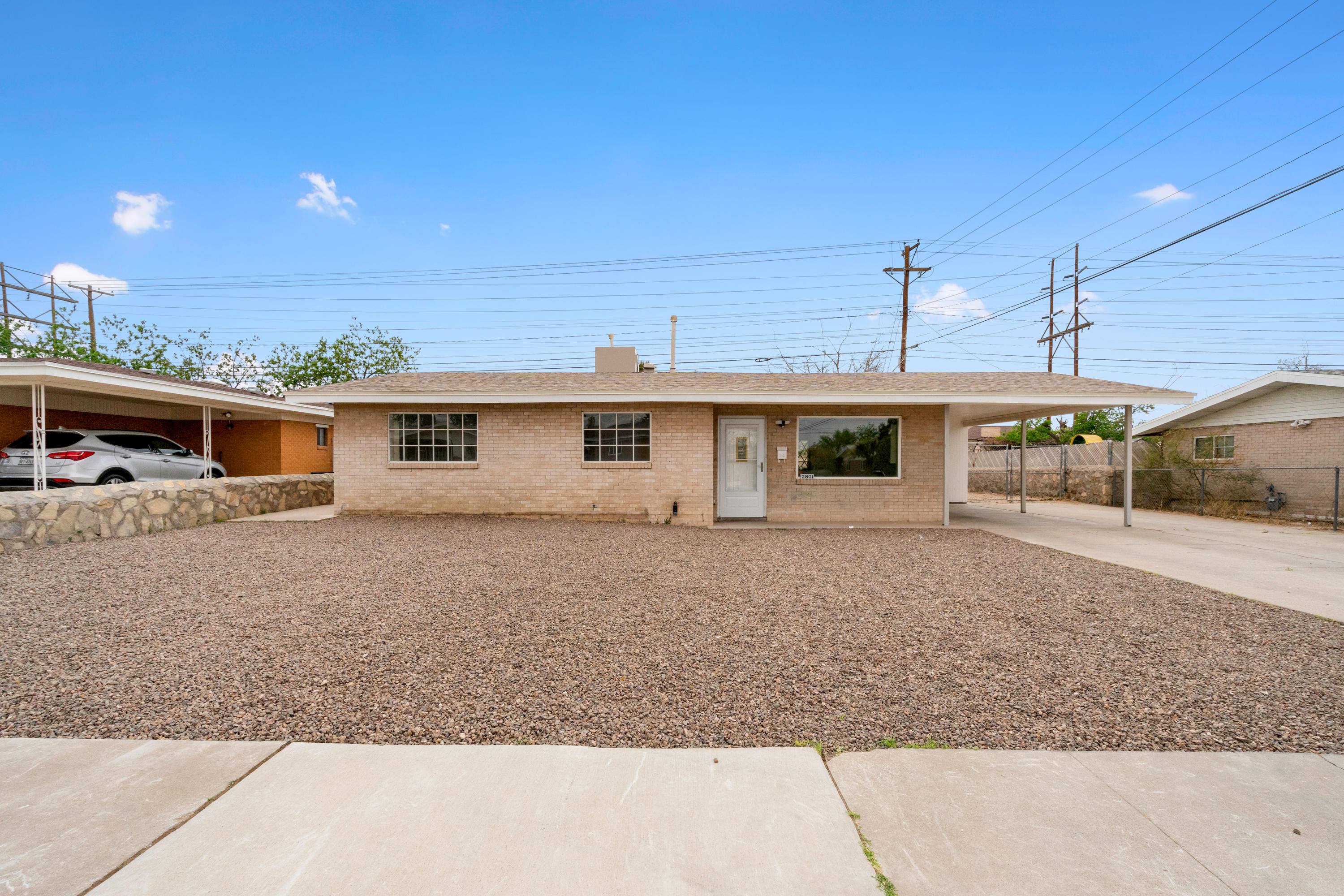 2801 CATNIP, El Paso, Texas 79925, 3 Bedrooms Bedrooms, ,1 BathroomBathrooms,Residential,For sale,CATNIP,844293