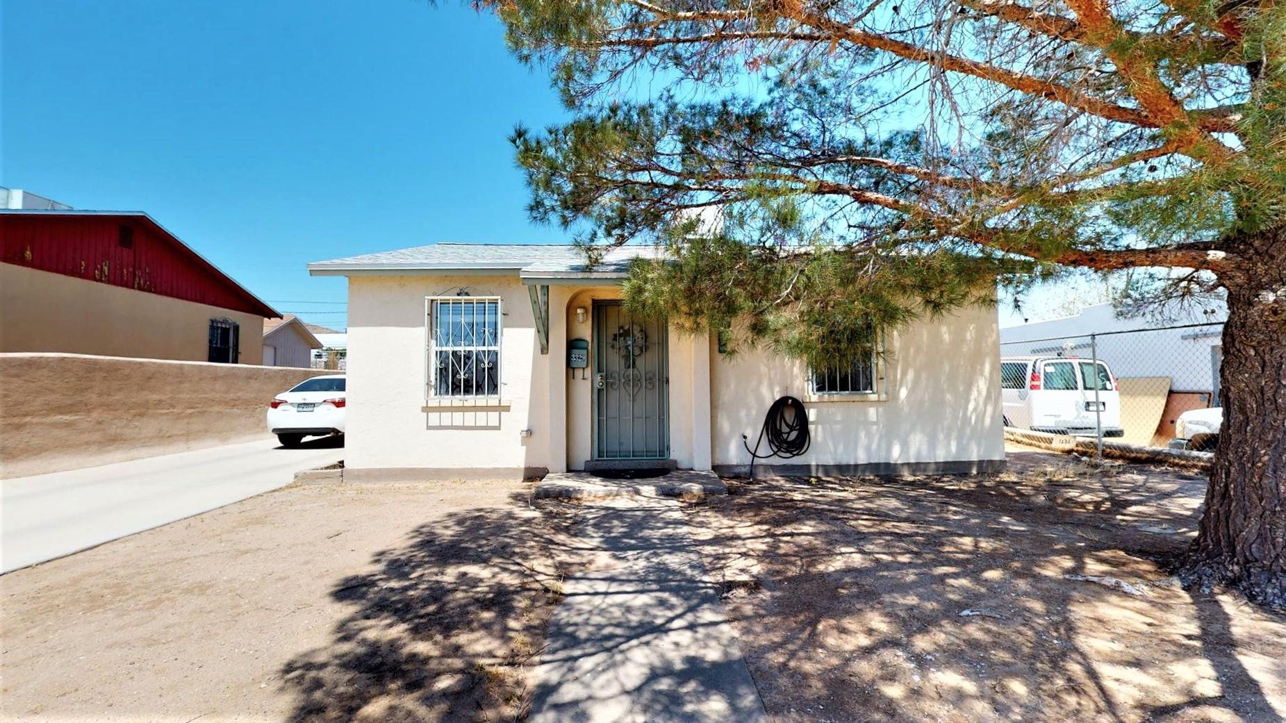 3329 Harrison, El Paso, Texas 79930, 2 Bedrooms Bedrooms, ,1 BathroomBathrooms,Residential,For sale,Harrison,844296