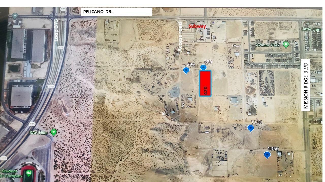 TBD 79 TSP 3 SEC 17 T&P _lot 420, El Paso, Texas 79928, ,Land,For sale,79 TSP 3 SEC 17 T&P _lot 420,844317
