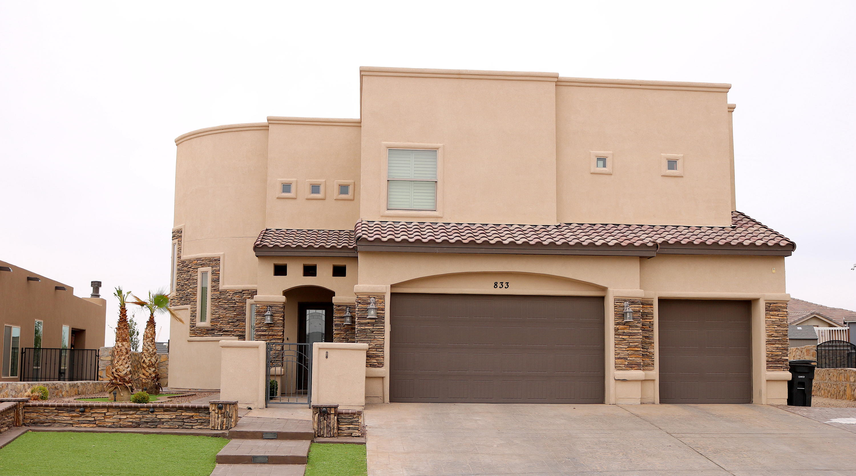 833 Lymington, El Paso, Texas 79928, 5 Bedrooms Bedrooms, ,5 BathroomsBathrooms,Residential,For sale,Lymington,844322