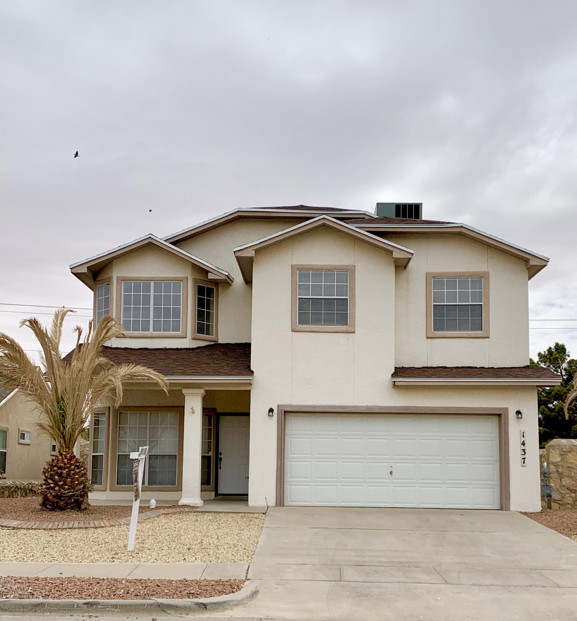 1437 LUZ DE SOL, El Paso, Texas 79912, 3 Bedrooms Bedrooms, ,3 BathroomsBathrooms,Residential,For sale,LUZ DE SOL,844323