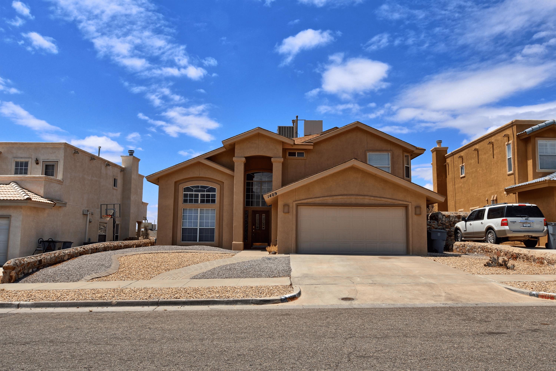 1409 CROWN RIDGE, El Paso, Texas 79912, 3 Bedrooms Bedrooms, ,3 BathroomsBathrooms,Residential,For sale,CROWN RIDGE,844333