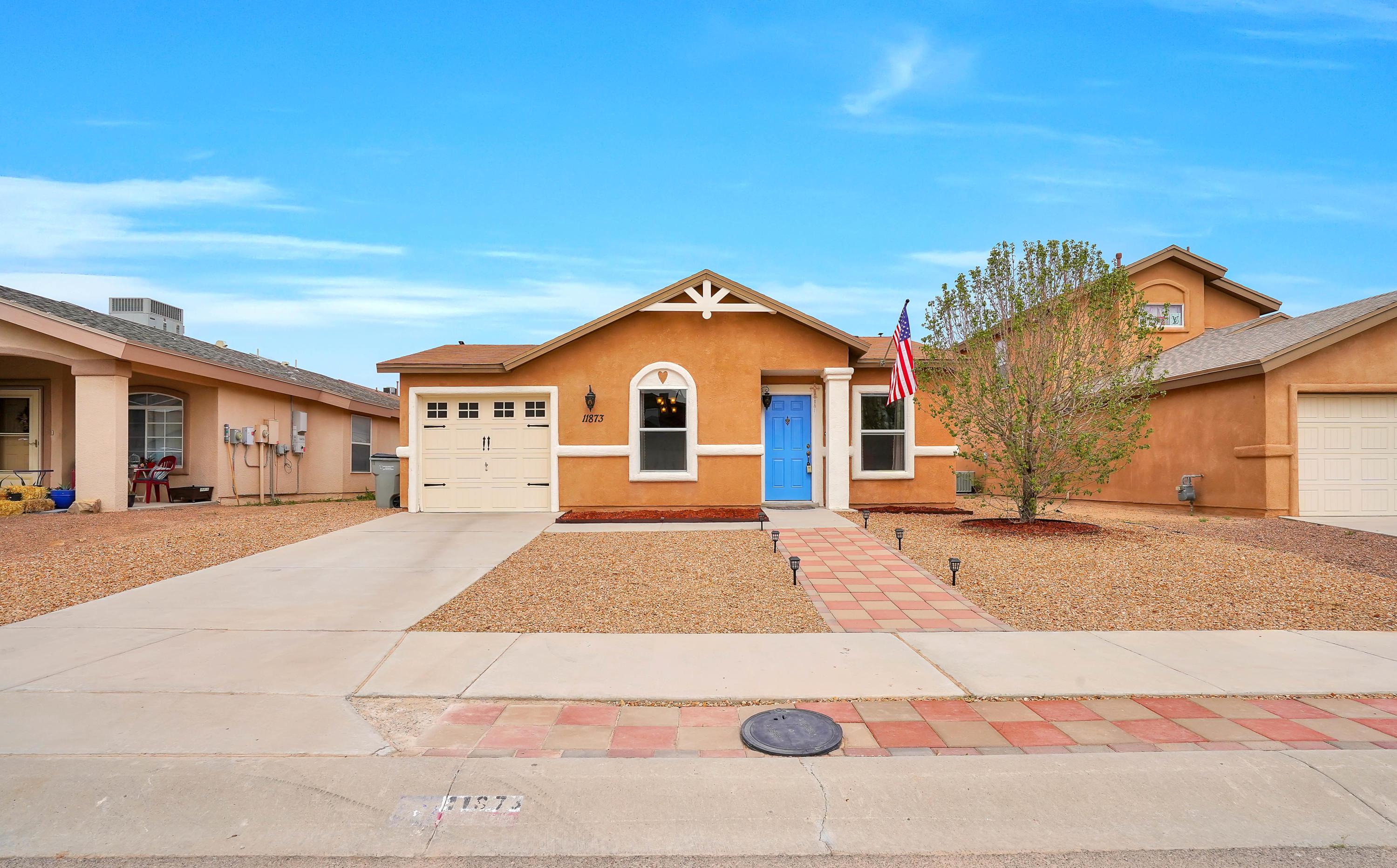 11873 Mesquite Rock, El Paso, Texas 79934, 3 Bedrooms Bedrooms, ,2 BathroomsBathrooms,Residential,For sale,Mesquite Rock,844335