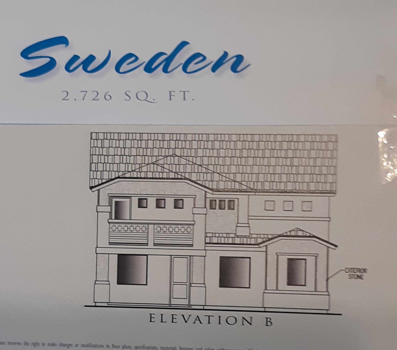 Sweden Elevation B