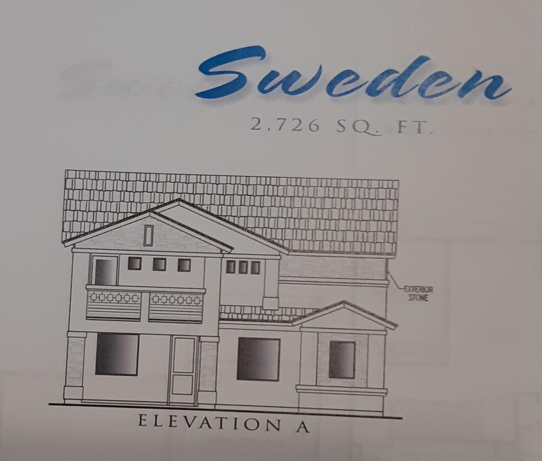 Sweden Elevation A