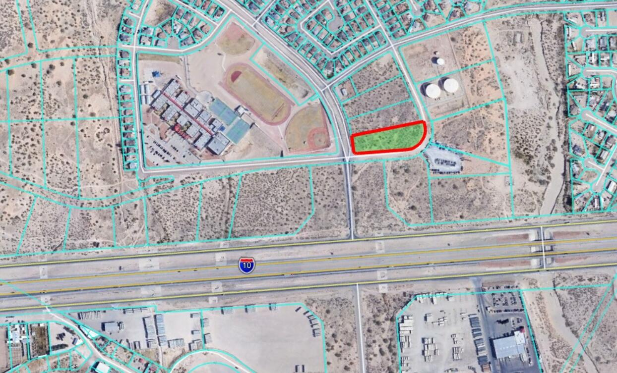 Timothy 1.94 acres aerial 2