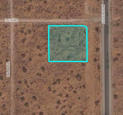 Satellite View of Vacant Land
