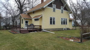 313 NW 1ST AVE, MAYVILLE, ND 58257
