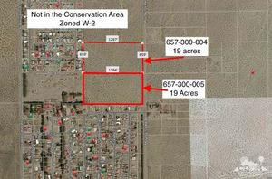 Property for sale at 0 Acres Mountainview, Desert Hot Springs,  California 92240