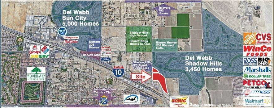 Photo of I-10 & Jefferson Street, Indio, CA 92201