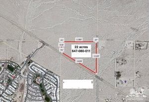 Property for sale at 0 22 Acres Dillon & Hot Springs, Desert Hot Springs,  California 92241