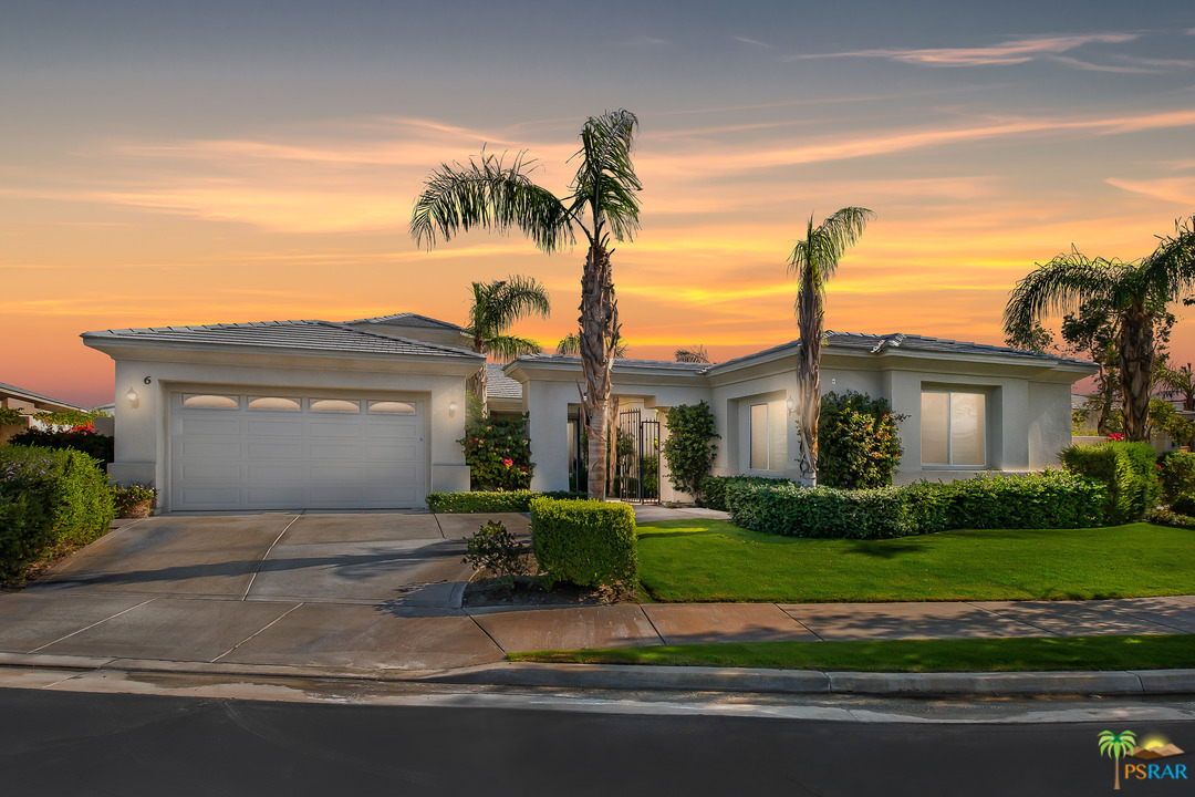 Photo of 6 EIFFEL Court, Rancho Mirage, CA 92270