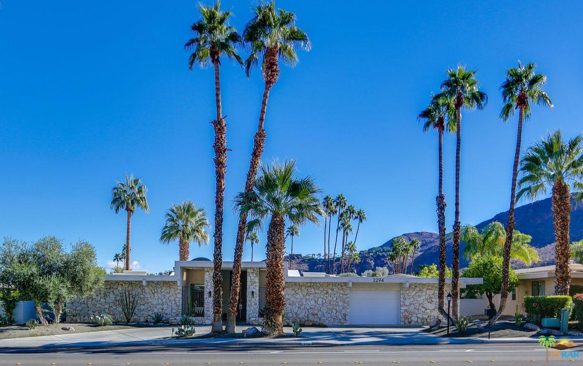 Photo of 2294 S TOLEDO Avenue, Palm Springs, CA 92264