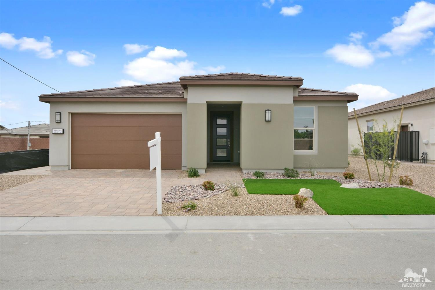 Photo of 82575 East McCarroll (Lot 4016) Drive, Indio, CA 92201
