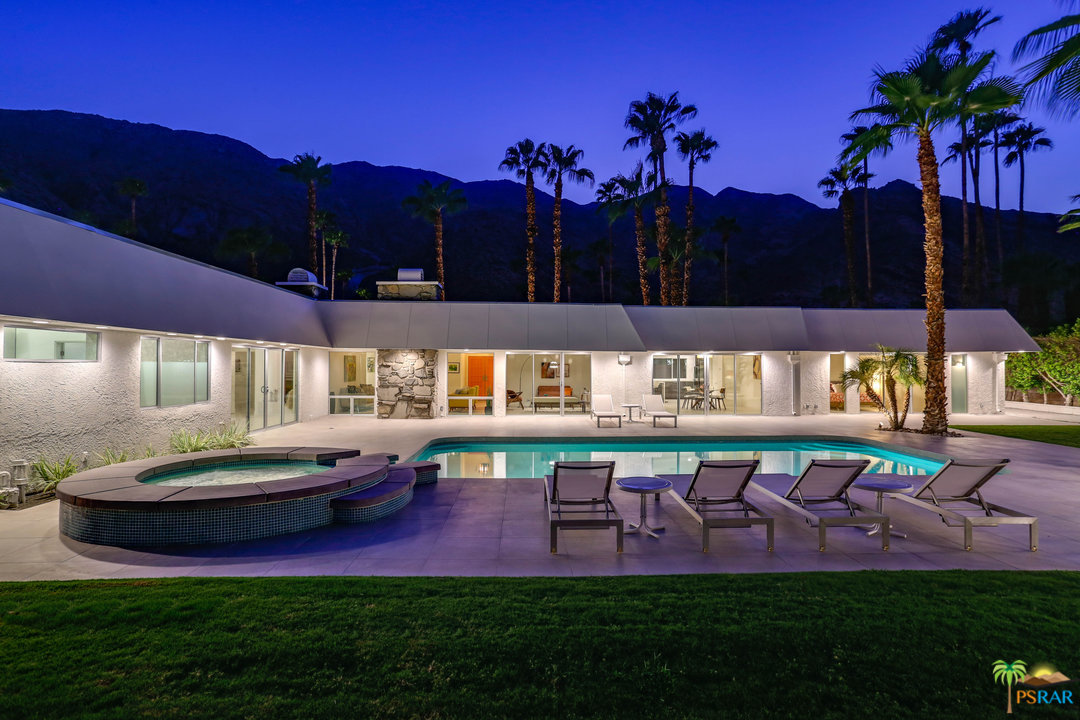 Photo of 670 N Rose Avenue, Palm Springs, CA 92262
