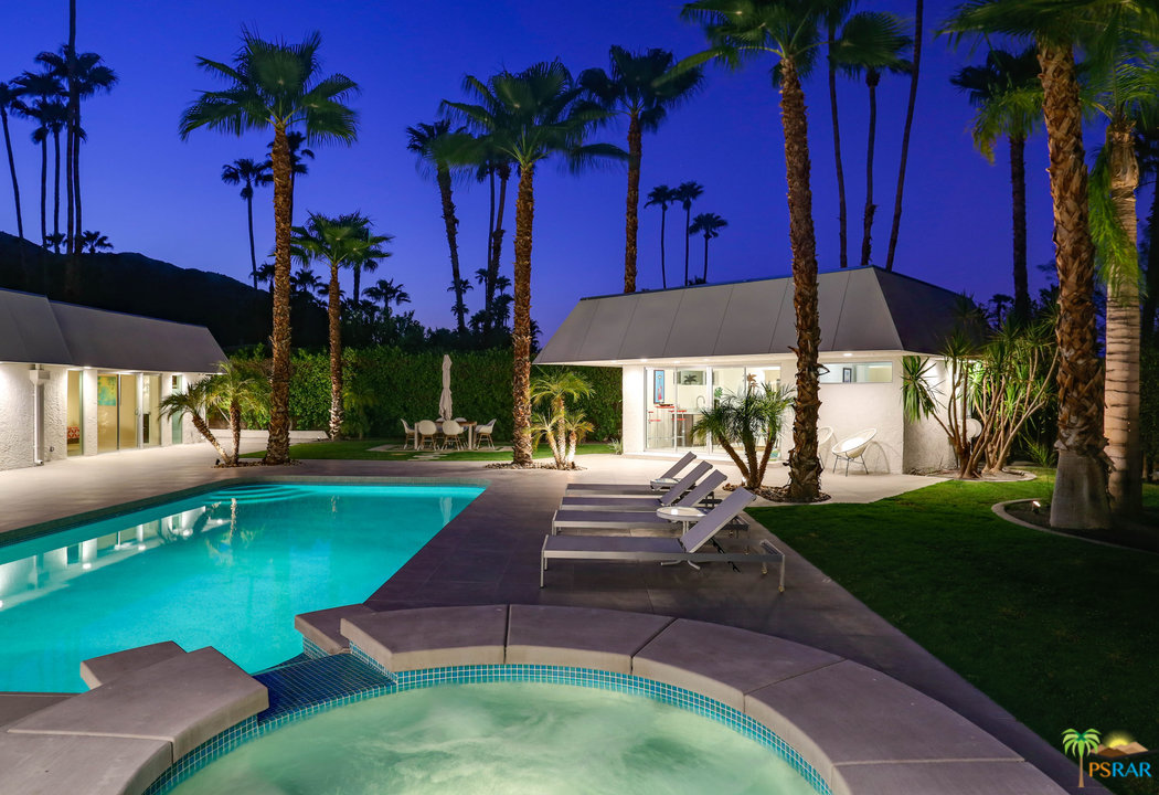 Photo of 670 N Rose Avenue, Palm Springs, CA 92262