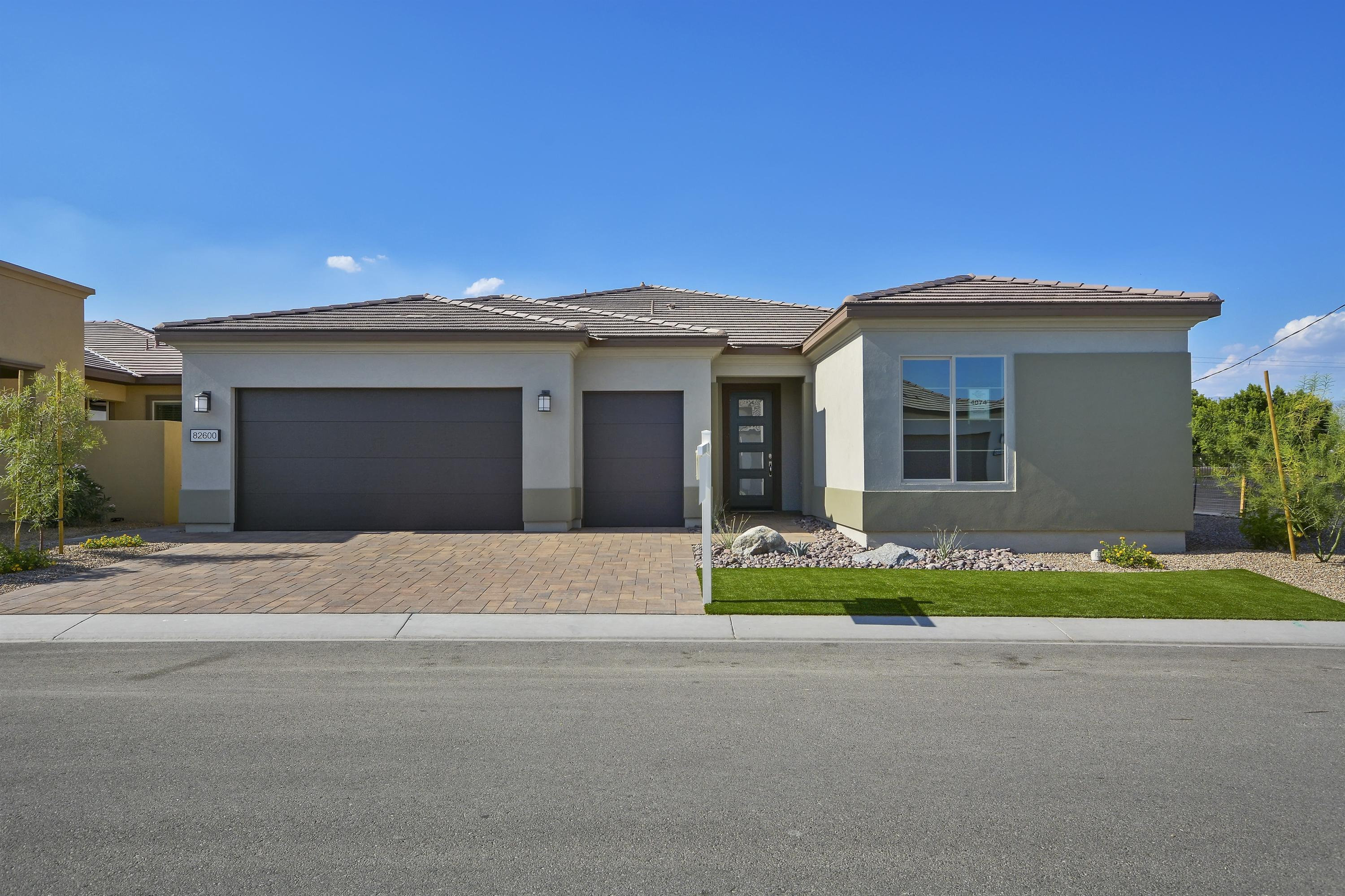 Photo of 82600 East Mccarroll (Lot 4074) Drive, Indio, CA 92201