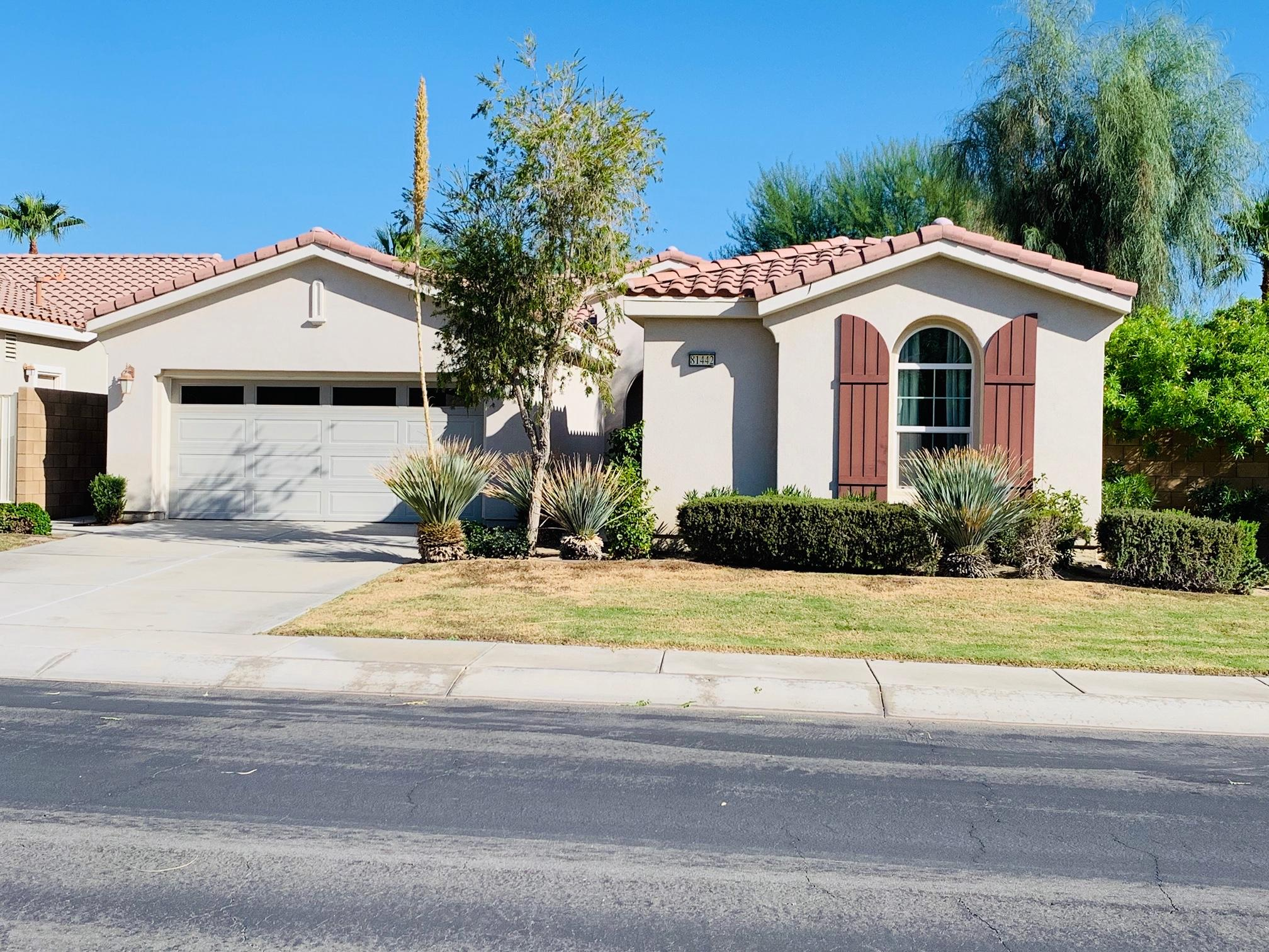Photo of 81442 Jacaranda Court, La Quinta, CA 92253