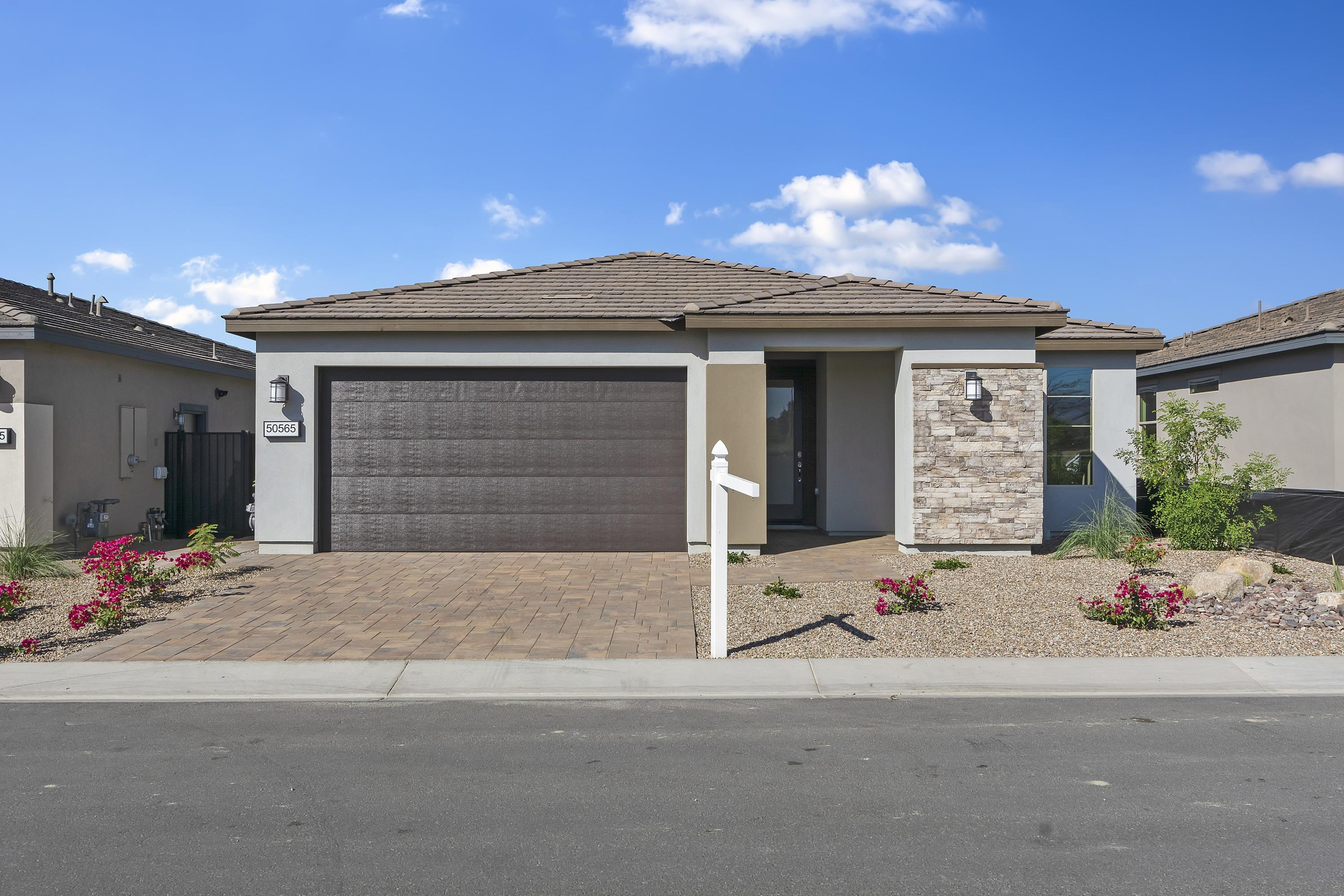 Photo of 50565 Monterey Canyon (Lot 5028) Drive, Indio, CA 92201