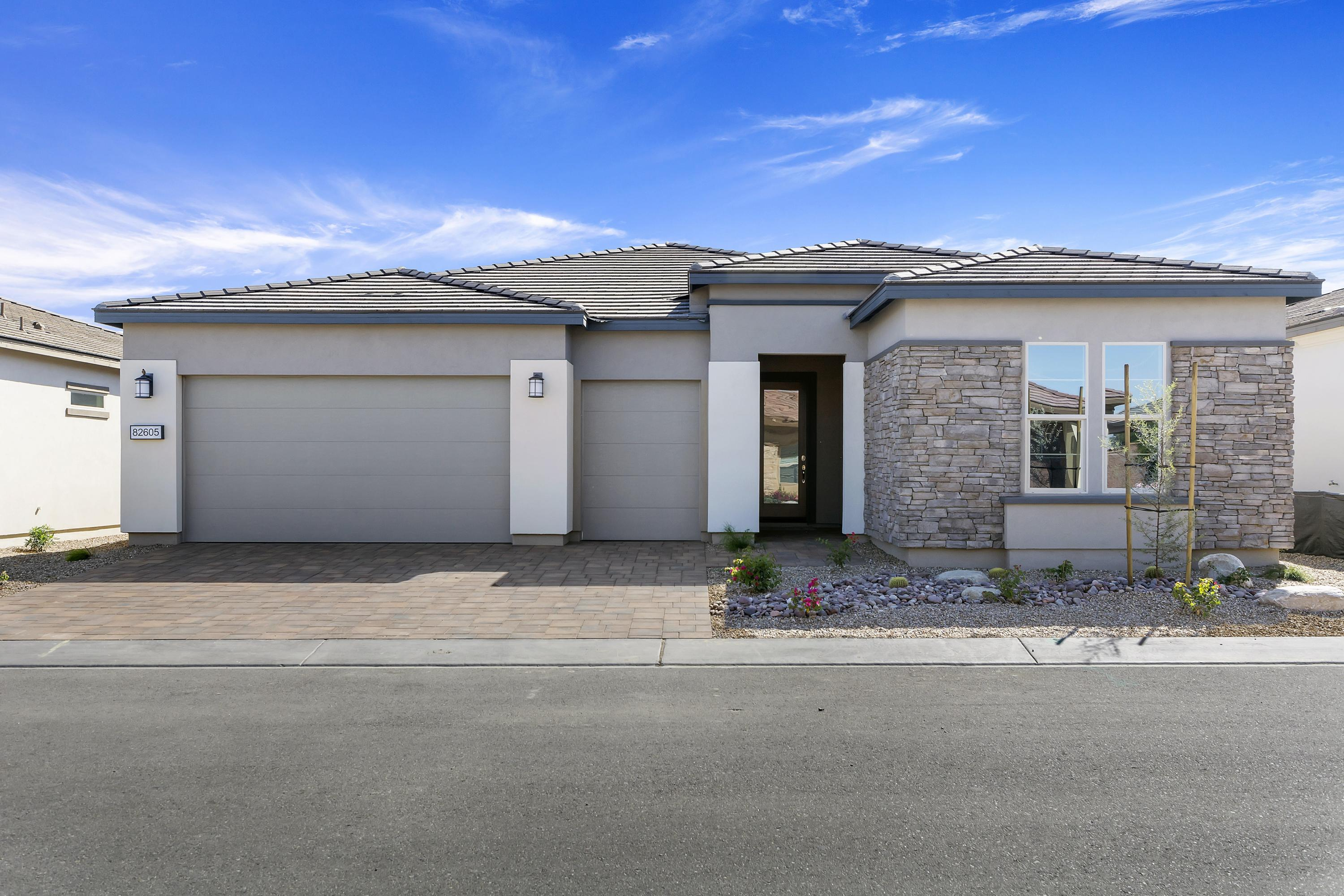 Photo of 82605 East Mccarroll (Lot 4018) Drive, Indio, CA 92201