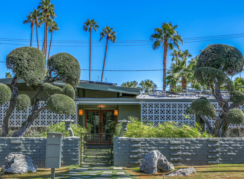 1208 S Calle De Maria, Palm Springs, California