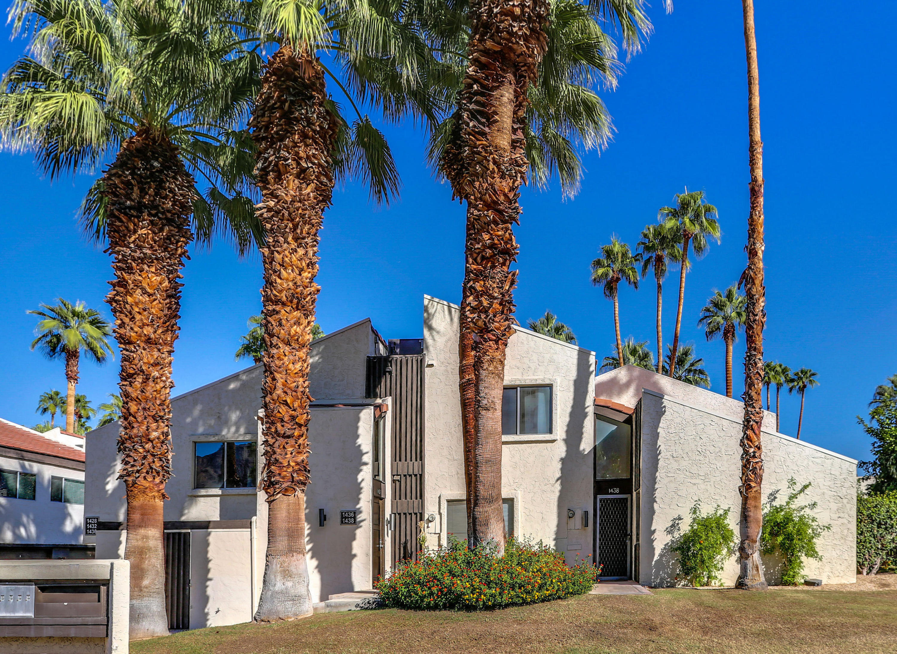 1438 S Camino Real, Palm Springs, California