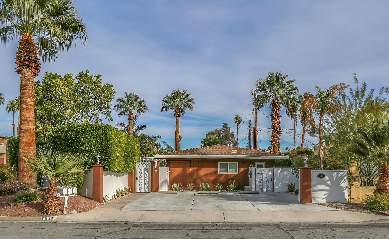 Photo of 502 S Calle Santa Rosa, Palm Springs, CA 92264