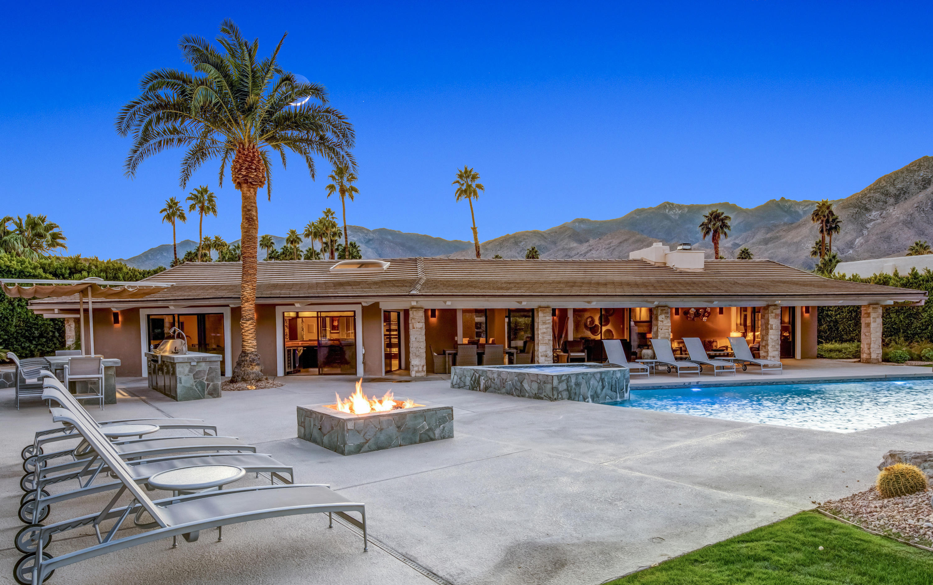 Photo of 3320 Andreas Hills Drive, Palm Springs, CA 92264
