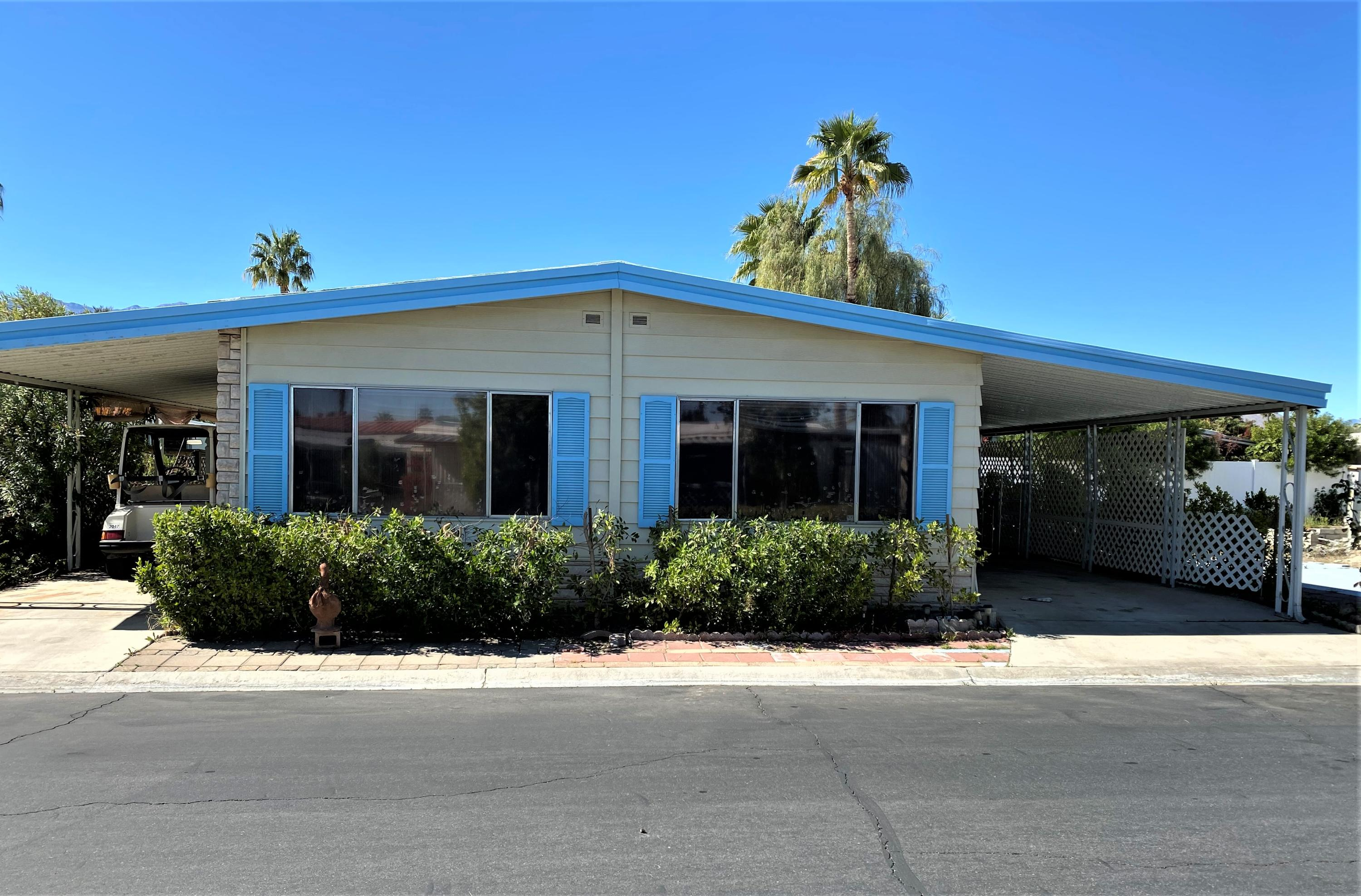 Photo of 293 Juniper Drive, Palm Springs, CA 92264
