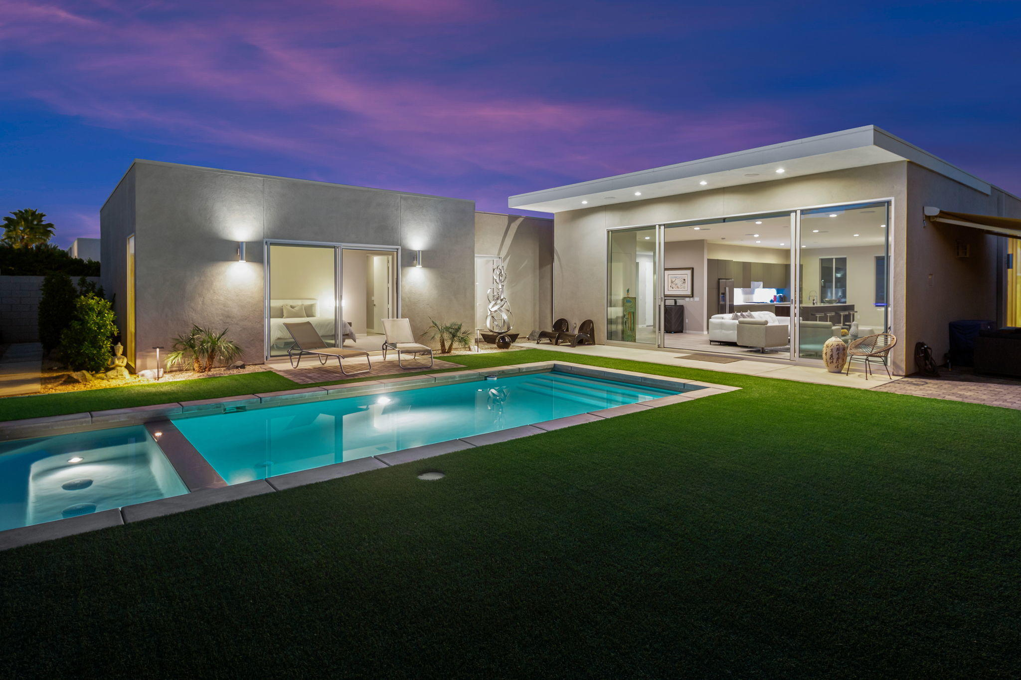 Photo of 665 Cache Lane, Palm Springs, CA 92262