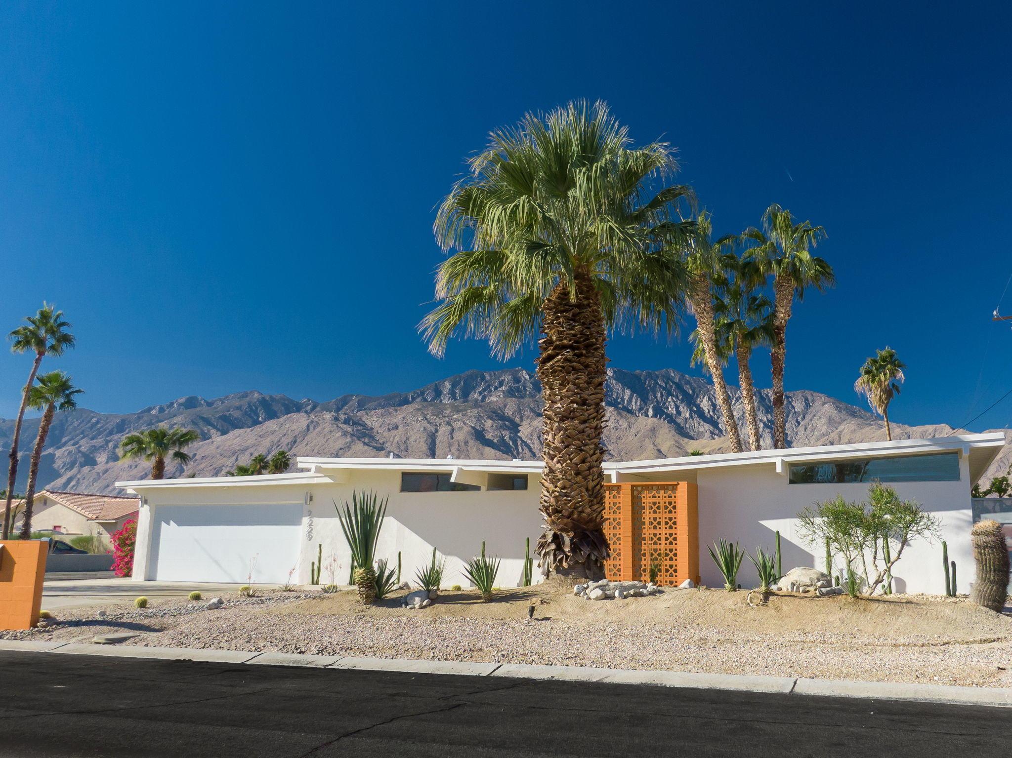 Photo of 2229 N San Gorgonio Road, Palm Springs, CA 92262