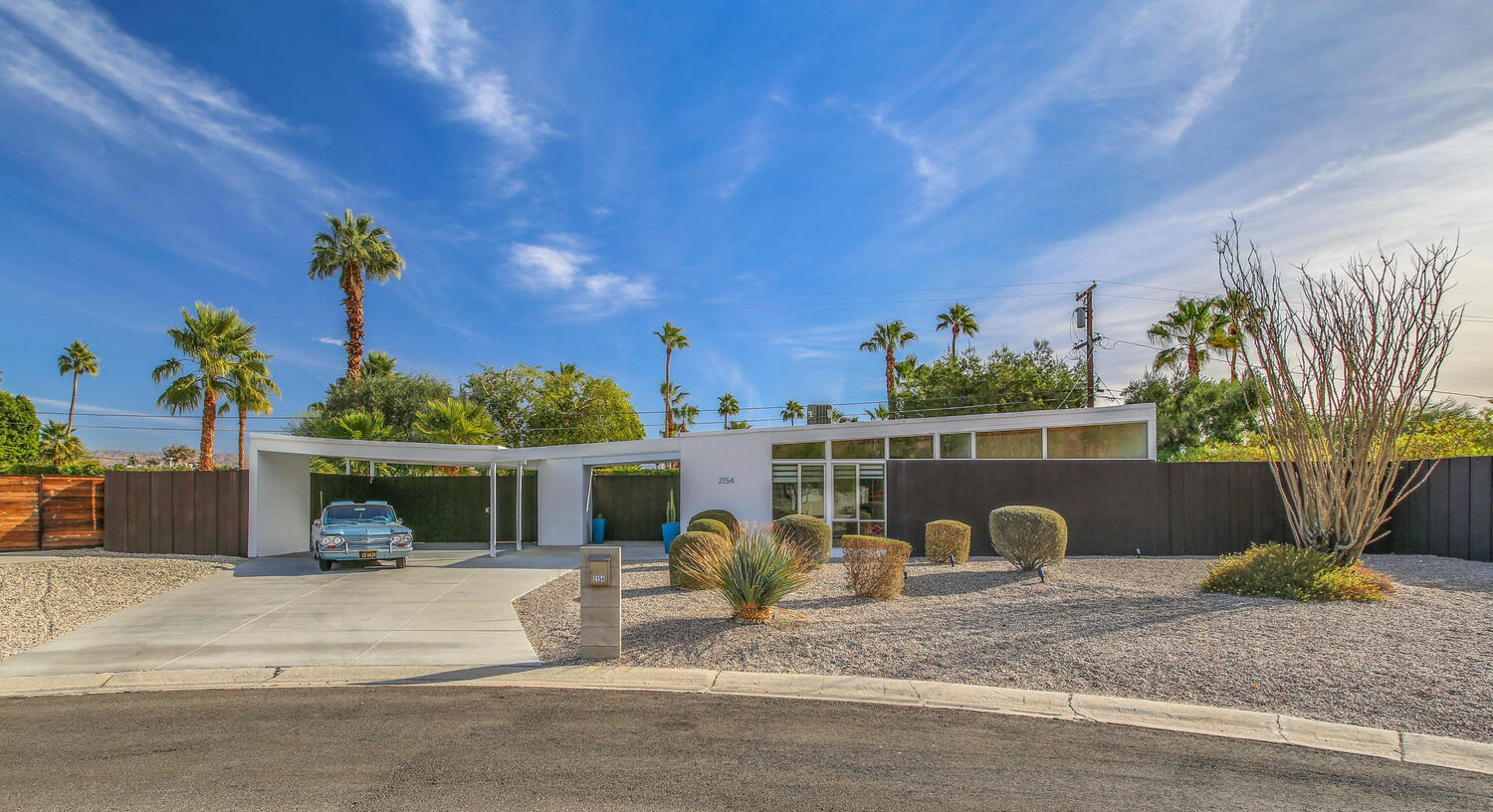 Photo of 2154 George Drive, Palm Springs, CA 92262