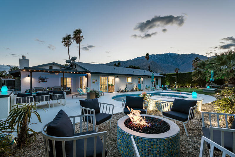 Photo of 426 E Simms Road, Palm Springs, CA 92262