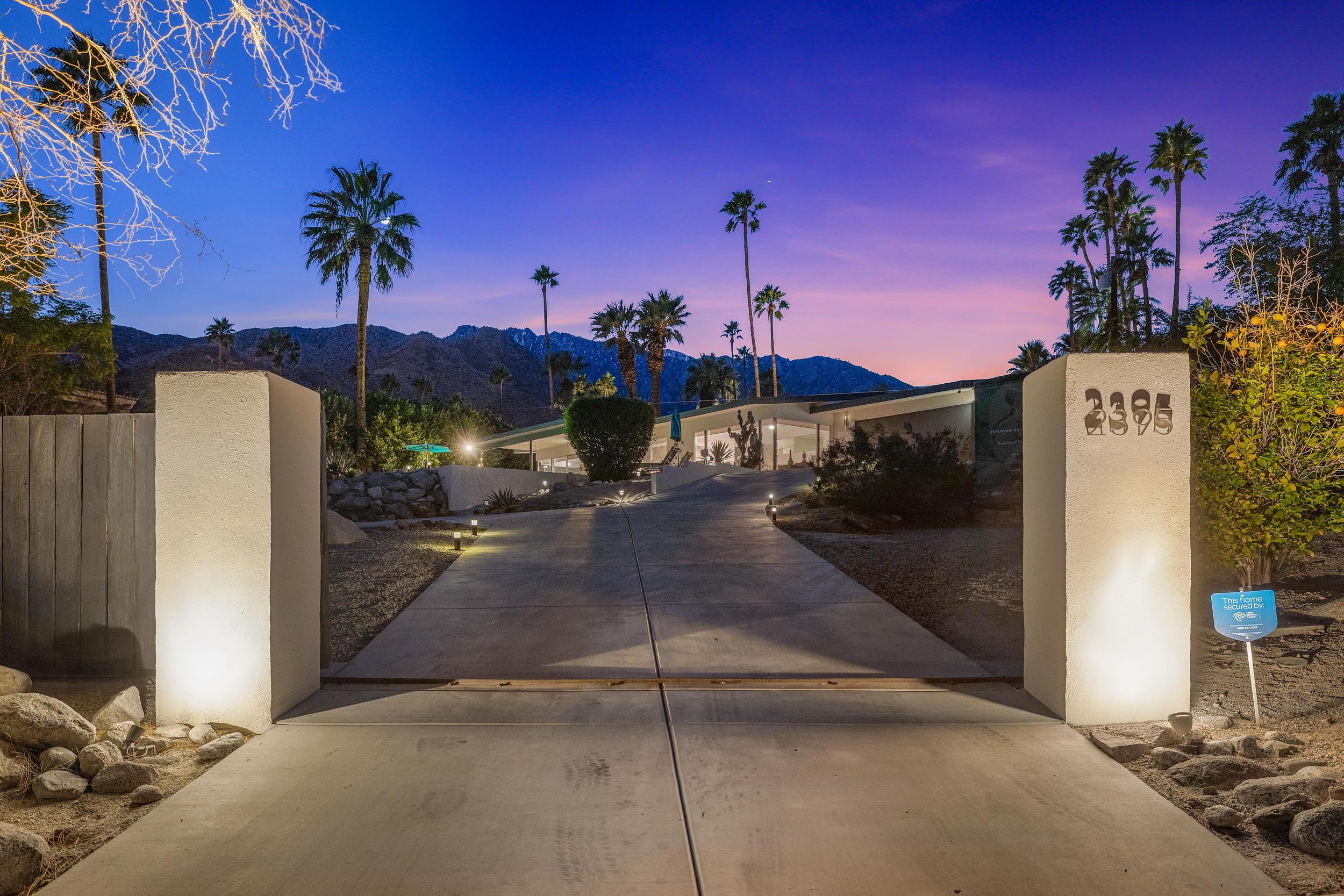 Photo of 2395 N Vista Drive, Palm Springs, CA 92262