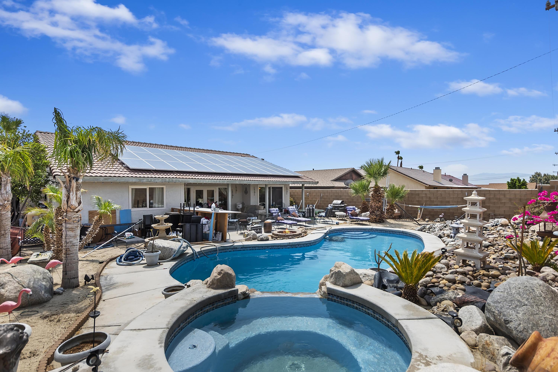 Photo of 13175 La Mesa Drive, Desert Hot Springs, CA 92240