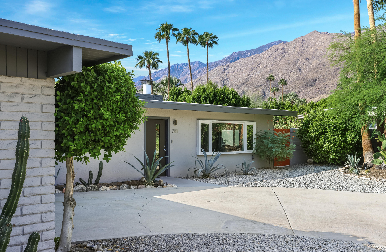 Photo of 281 Ocotillo Avenue, Palm Springs, CA 92264