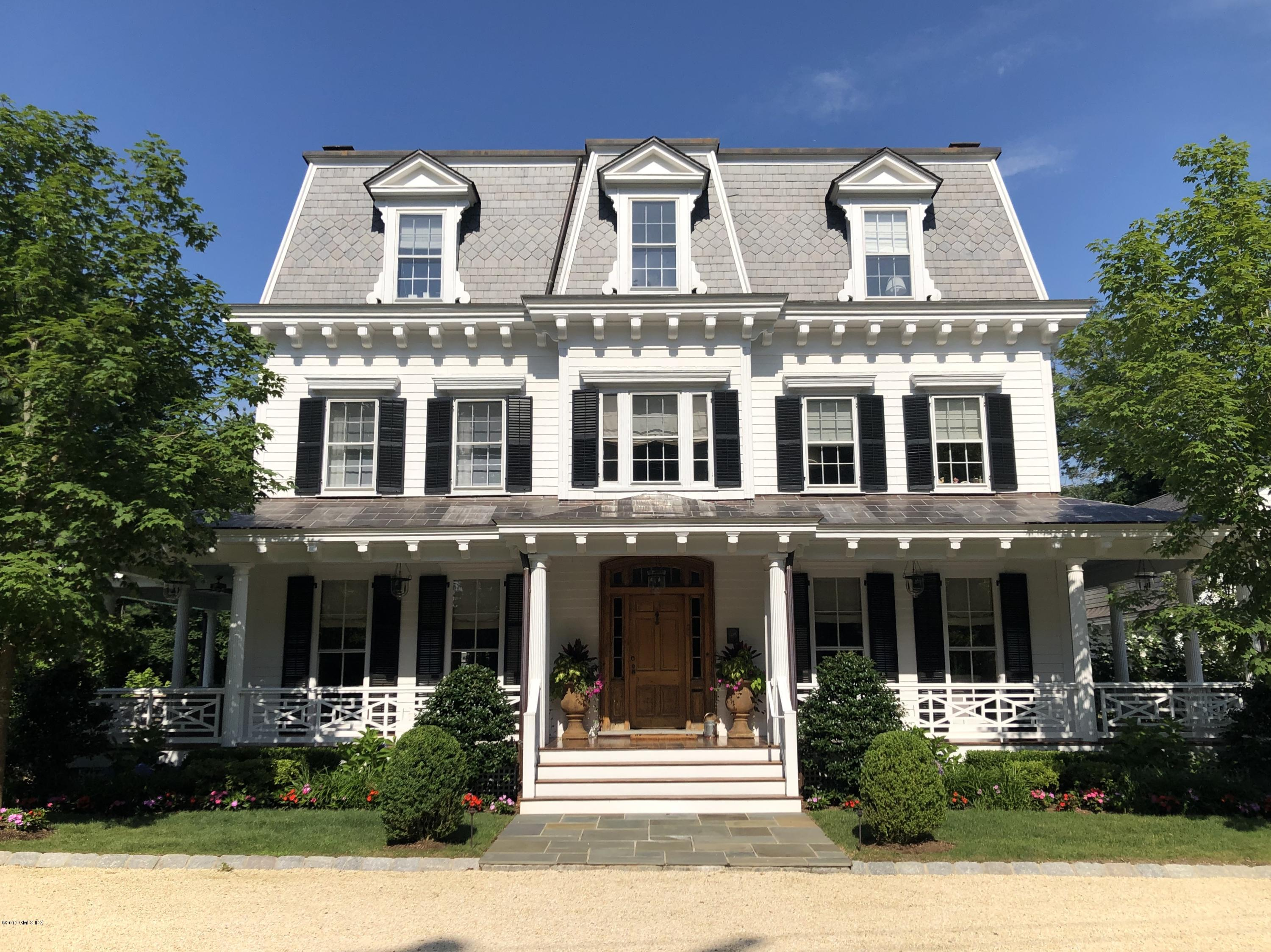 42 Old Church Road - Greenwich, Connecticut