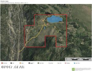 Krohn lake MLS map