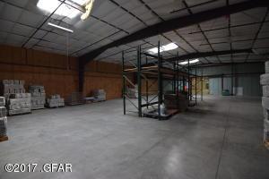 Sorage/Warehouse Space (end view)