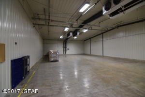 Newer Refrigerated Area