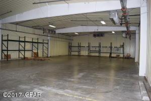 Older Refrigeration Area