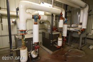Boiler Area