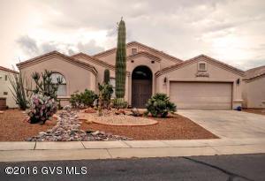2669 S Chipshot Drive, Green Valley, AZ 85614