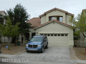 Beautifully Upgraded Home. Wood Plank Tile Floors Throughout, Except BR, s Which Have New Carpet. Upgraded Lights and Fans. Glass Kitchen Countertops with Tile Backsplash. Loft Overlooking Living Rm. Recently Painted Inside and Out. Family Rm Off Kitchen. Two Guest Baths With Tile Showers and Tub. H&C Unit Replaced. Water Heater Replaced. Great Patio With Brick Pavers. Security System. A Must See Home.