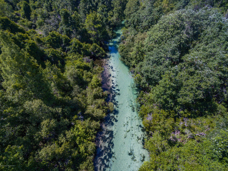 Overhead Weeki Wachee River
