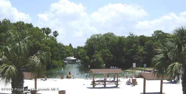 Weeki Wachee Beach